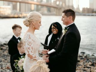Amy Voltaire Wedding Officiant 2
