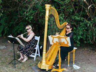 Miriam Weber Brown, Harpist 1