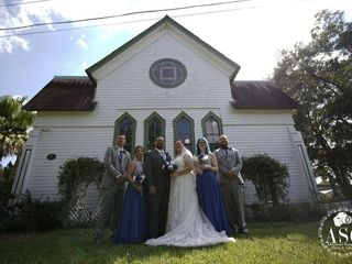 The Historic Andrews Memorial Chapel 5