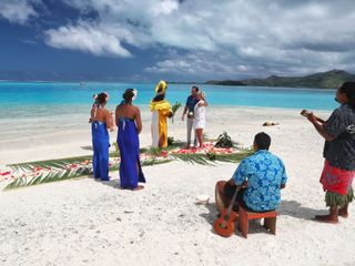 Wedding Bora Bora 2