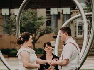 Lori Costonis, Wedding Officiant  1