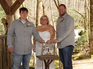 Gatlinburg Wedding Minister 2