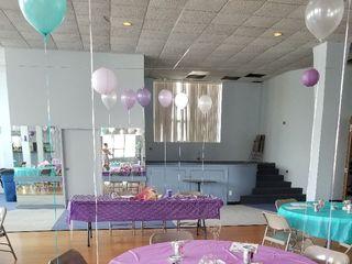 Port Huron Masonic Center Ballroom 2