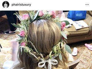 Phairis~On location Bridal Hairstyling & In Salon Services 6