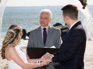 A day to remember, Officiant,Jim Moore 1