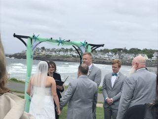 Wedding Ceremony in Maine 6