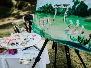 Laura Ashley Live Art 3