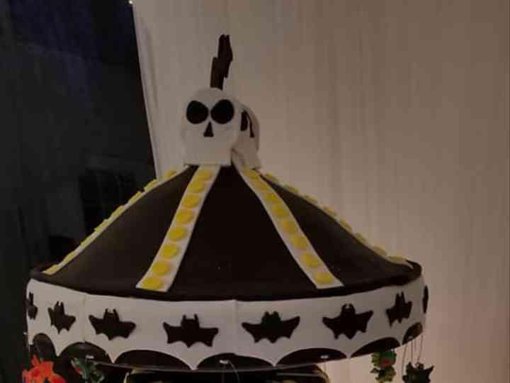 Cakes by Happy Eatery - Wedding Cake - Manassas, VA - WeddingWire