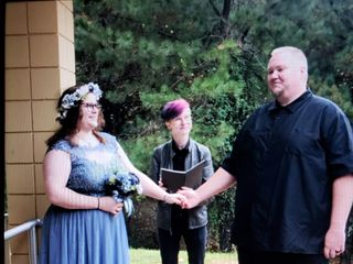 Trans-Friendly Non-Binary Wedding Officiant 2