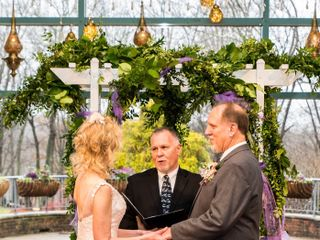 Ron Petrella, Wedding Officiant 1