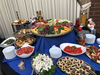 Beka's Catering at The Waterfall Room 5