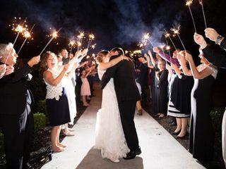 Love Wedding Sparklers 7