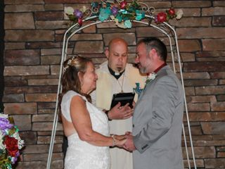 Rev. Ben's Wedding Service 5