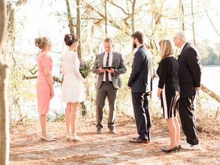 James Davis, The Wedding Pastor 1