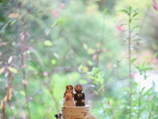 """I Do"" Wedding Cakes 2"