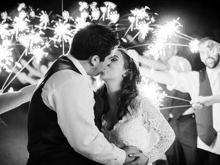 Love Wedding Sparklers 5