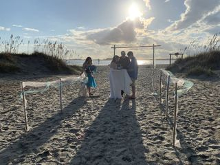 My Tybee Jack Wedding 1
