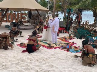 Ancestral Mayan Weddings 2