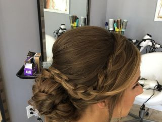 Casa Salon Bridal Hair and Airbrush Makeup 2