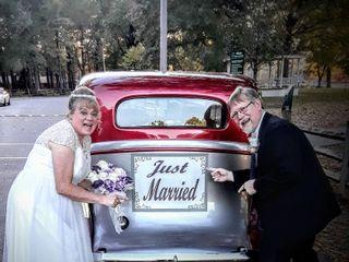 Memphis Wedding Car 1