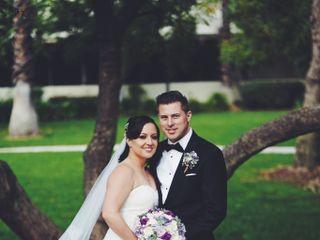 Van Nuys Wedding Flowers 4