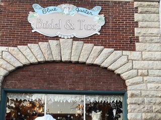 Blue Garter Bridal & Tux 1