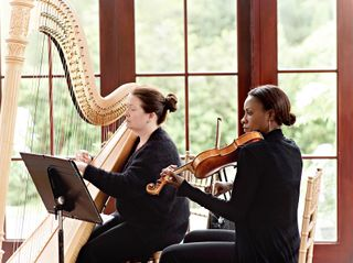 Melissa Tardiff Dvorak, Harpist 2