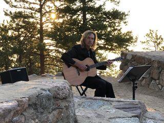 Guitarist Bill Sickles 3