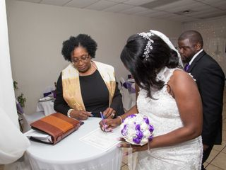 Toomer's Tax, Notary and Wedding Officiant Services 2