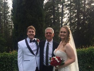 Sacramento, Roseville Wedding Officiant - Ken Birks 1