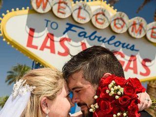Las Vegas Strip Weddings 1
