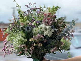 The Flowerman 4