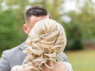 Kellerie Nash Bridal Hair 2