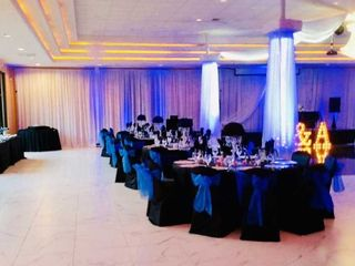 LED Unplugged LIGHTING AND EVENT RENTALS 1