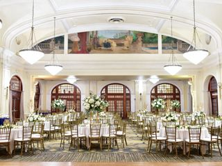 Crystal Ballroom at the Rice 1