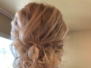 Jamie Lyn Cintron Salon Spa Wedding 7