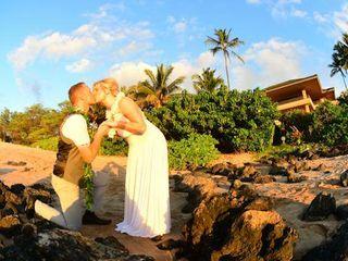 Hawaiian Island Weddings 1