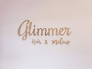 Glimmer Hair & Makeup 1