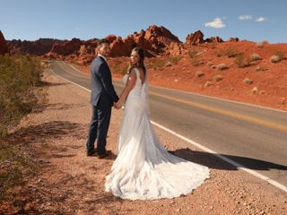 Scenic Las Vegas Weddings and Photography 7