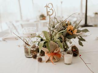 Sandra L. Porterfield Wedding & Event Floral Designs 5