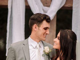 The White Barn Wedding 1