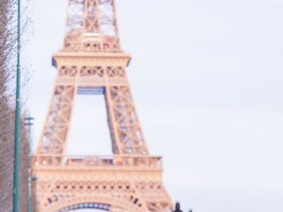 Proposal & Elopement in Paris 2