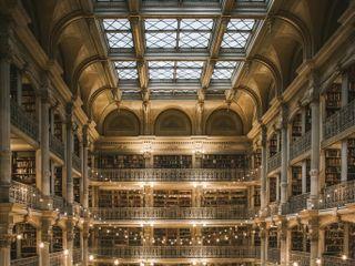 George Peabody Library 2