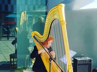 Harpist Naomi Alter 1