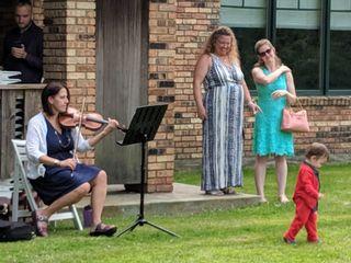 Lauren Canitia, Violinist 1