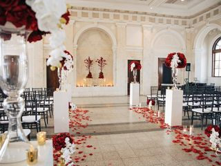 Lugener's Affair Wedding Design 1