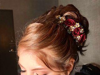 Hair by Leslie Barajas 1