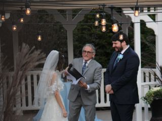 Richard Cash, Officiant 2