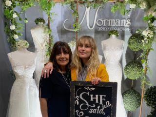 Normans  Bridal 1