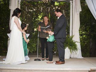 A WEDDING OFFICIANT 1